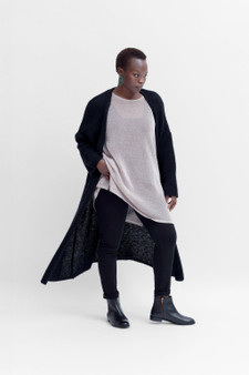 Agna Cardigan Black