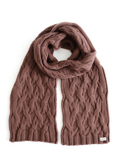 Mabel Cable Scarf