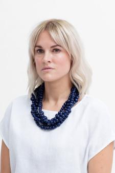 ELK Aari Multi Strand Necklace