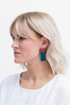 Mostro Tassle Earrings
