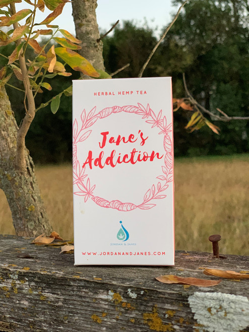 Jane's Addiction Tea
