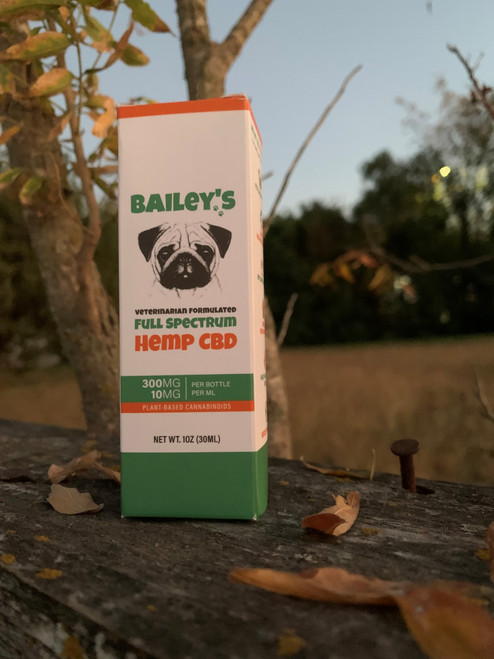 Bailey's Full Spectrum Oil