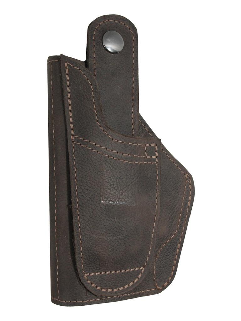 Right hand belt loop holster