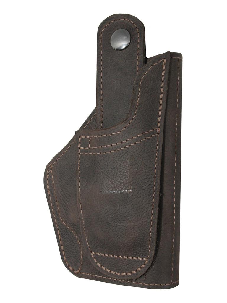 Left hand belt loop holster