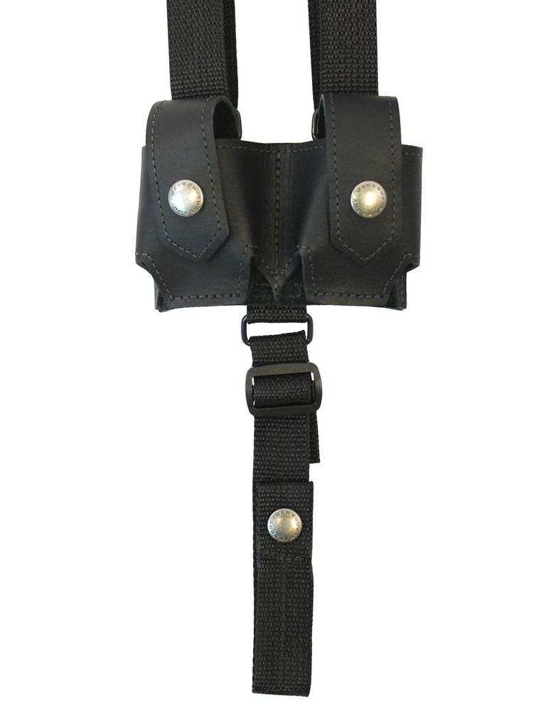 double speed-loader pouch