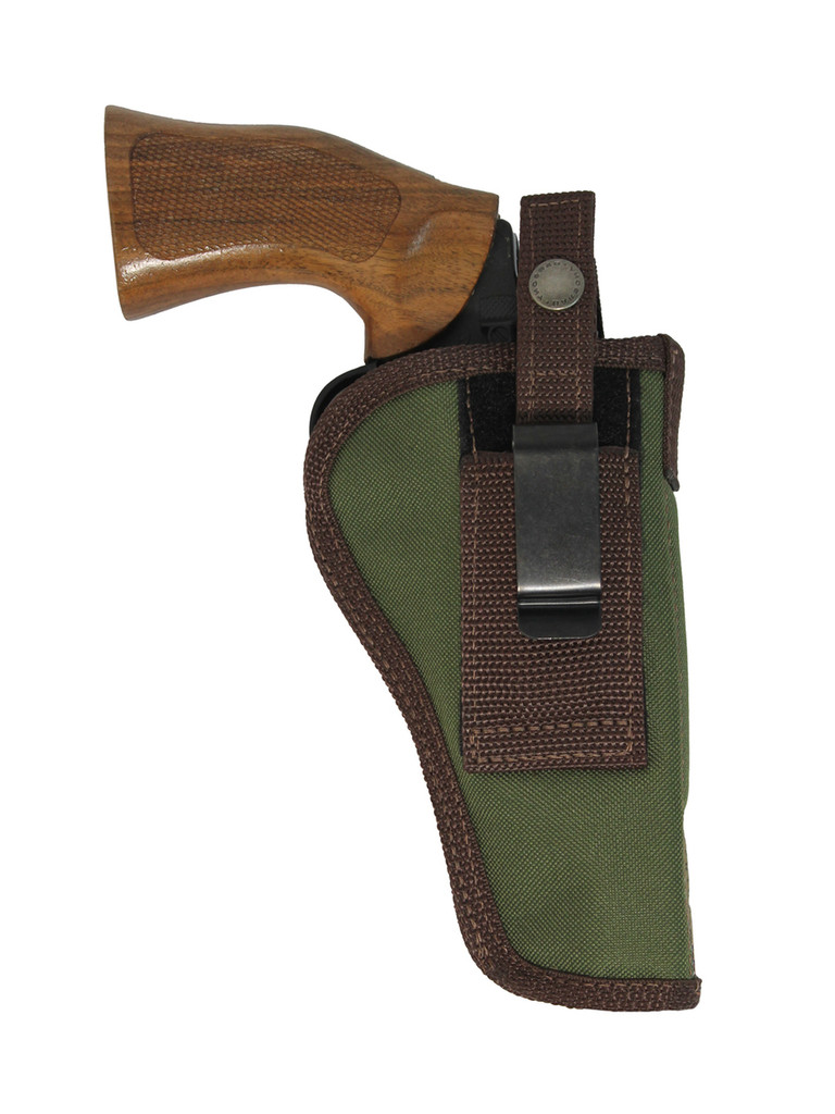 left hand draw belt clip holster