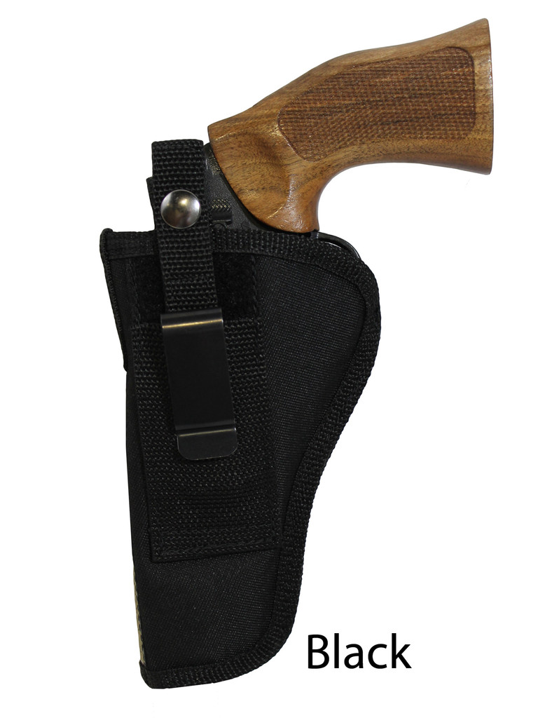 black 360Carry ambidextrous holster
