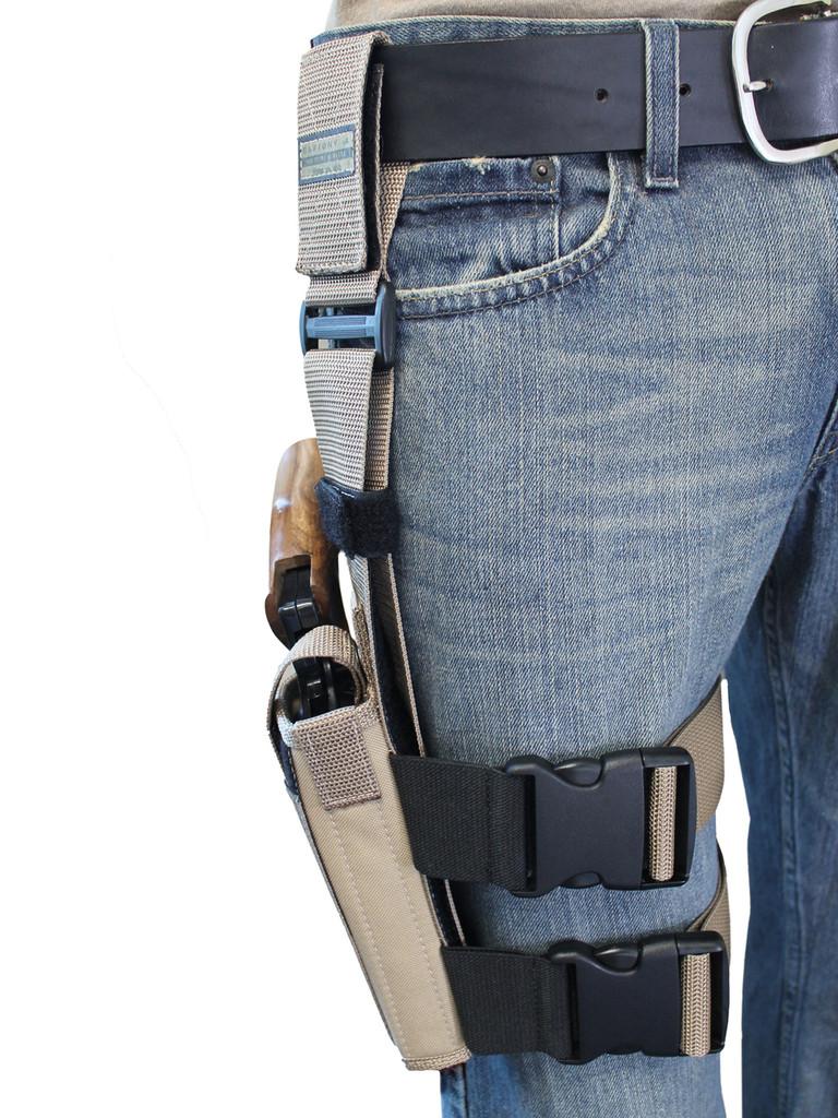 adjustable leg holster