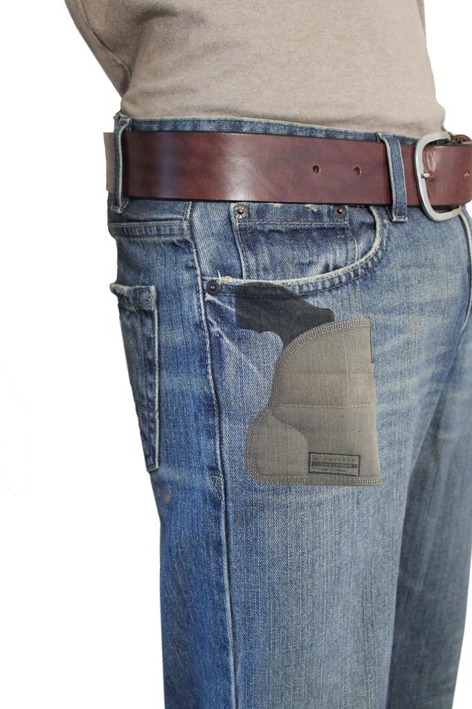 revolver pocket holster