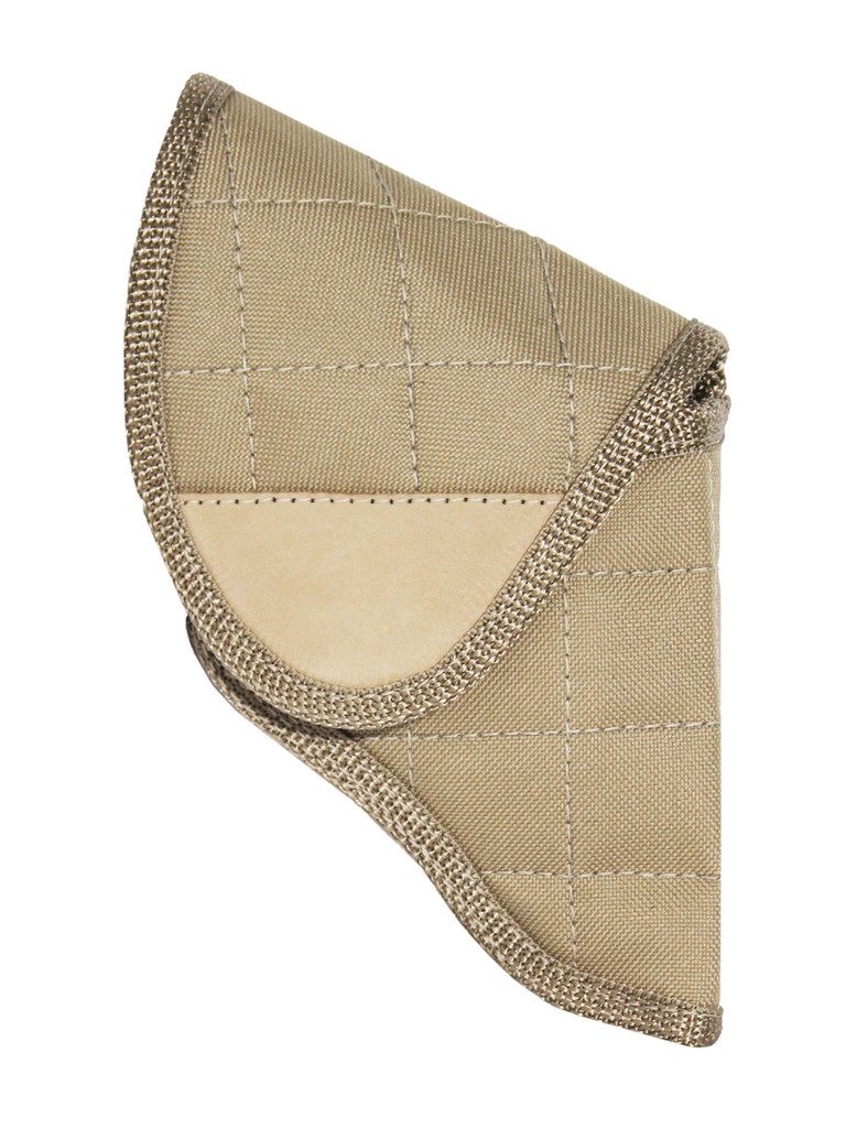 "Desert Sand Flap Holster for Snub Nose 2"" 22 38 357 41 44 Revolvers"