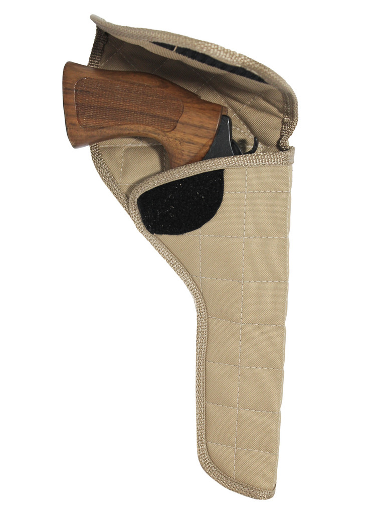 velcro retention holster