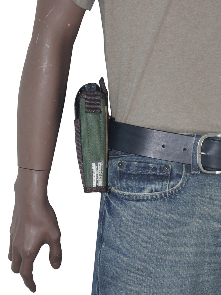 outside the waistband holster