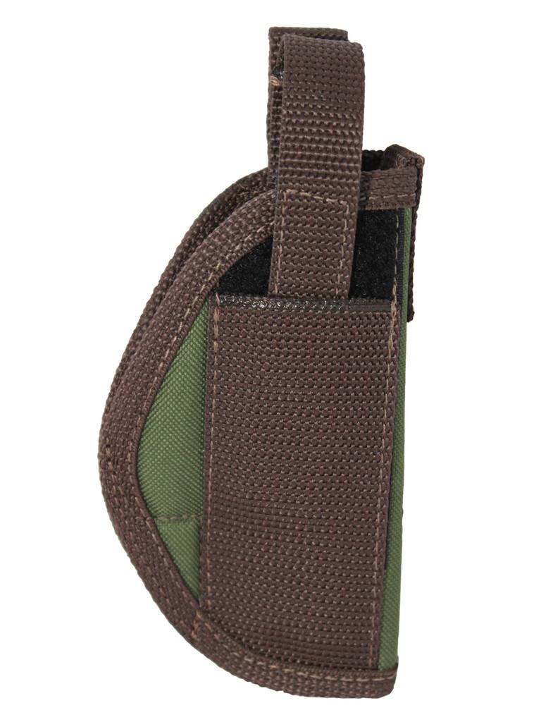 green nylon holster