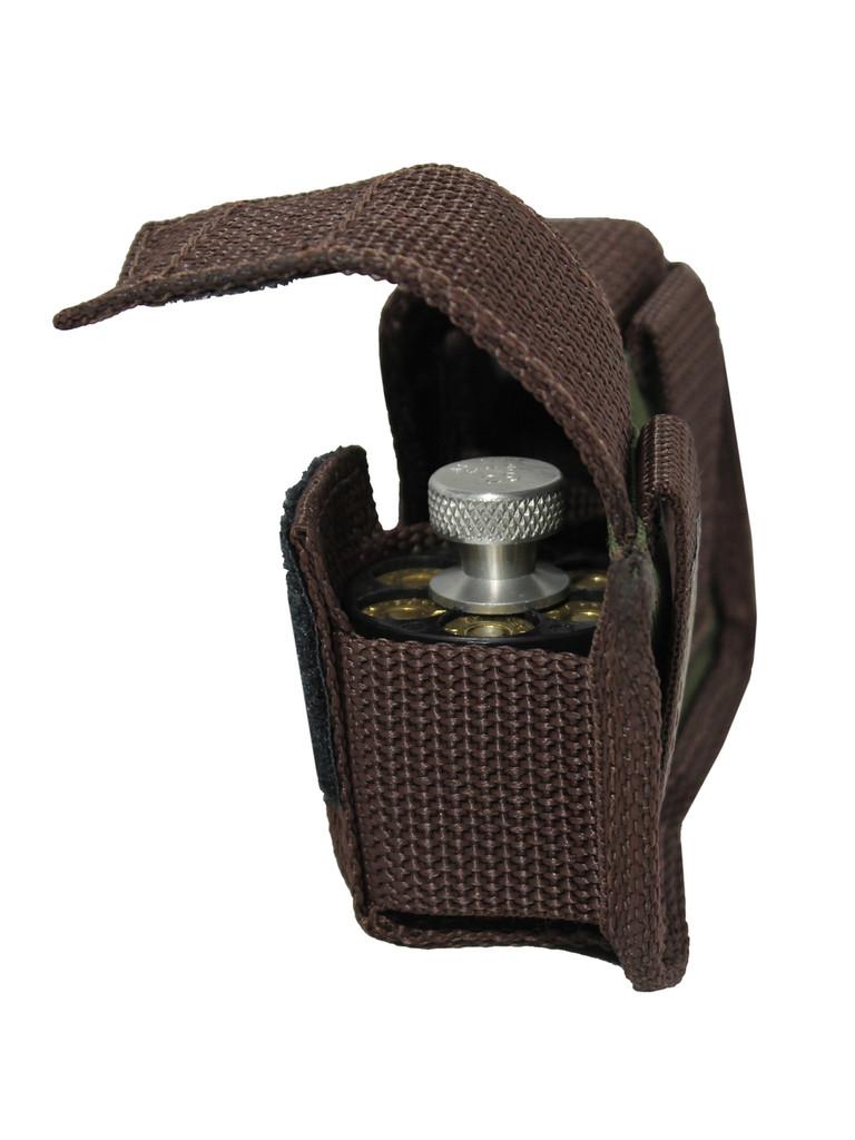 revolver speed-loader pouch