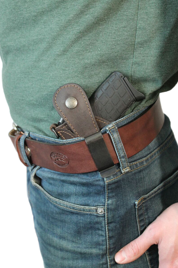 left hand draw IWB holster