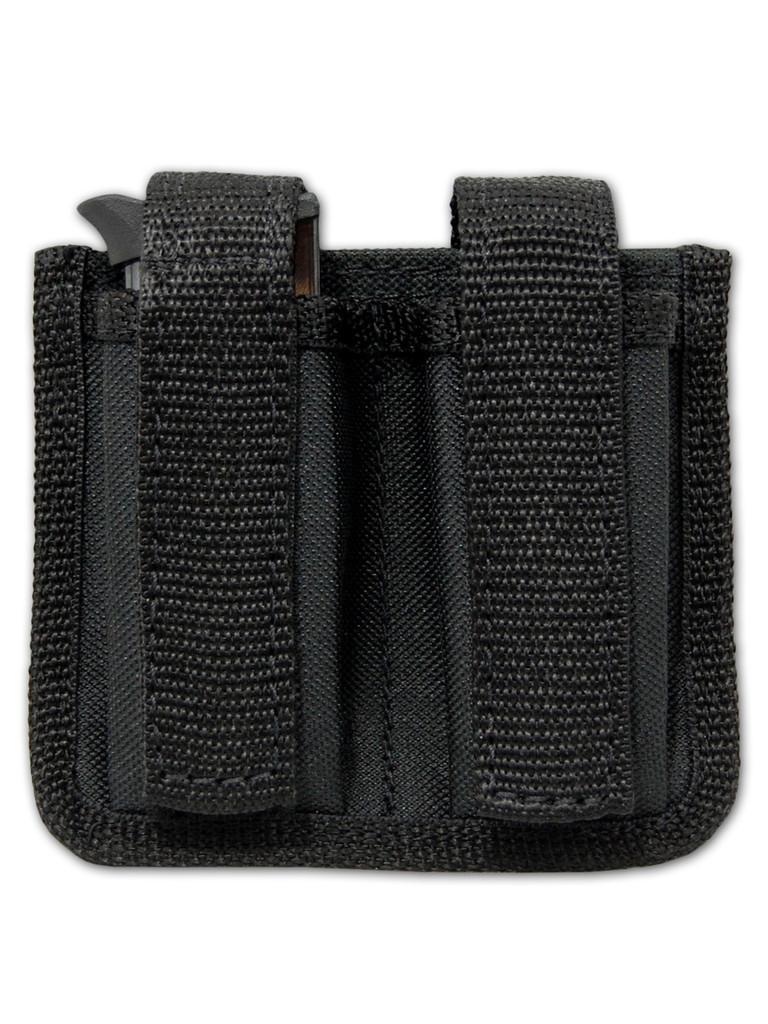 nylon double magazine pouch