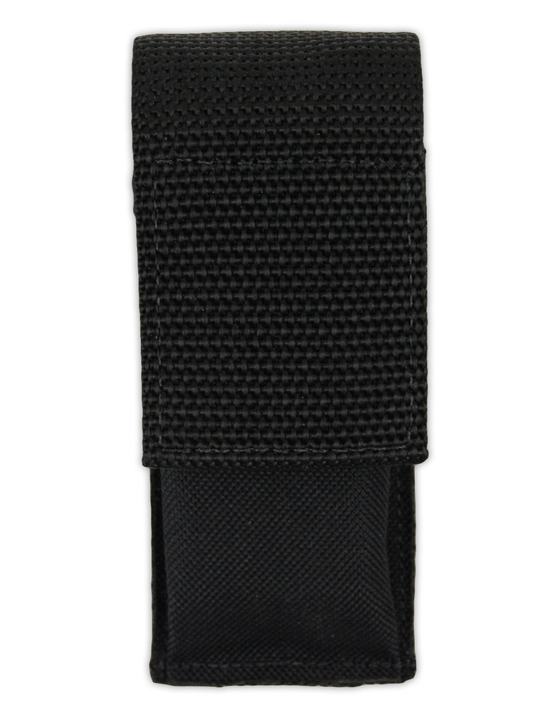 Velcro retention magazine pouch