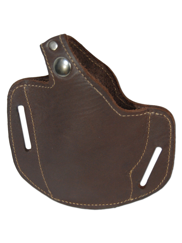 back of pancake holster