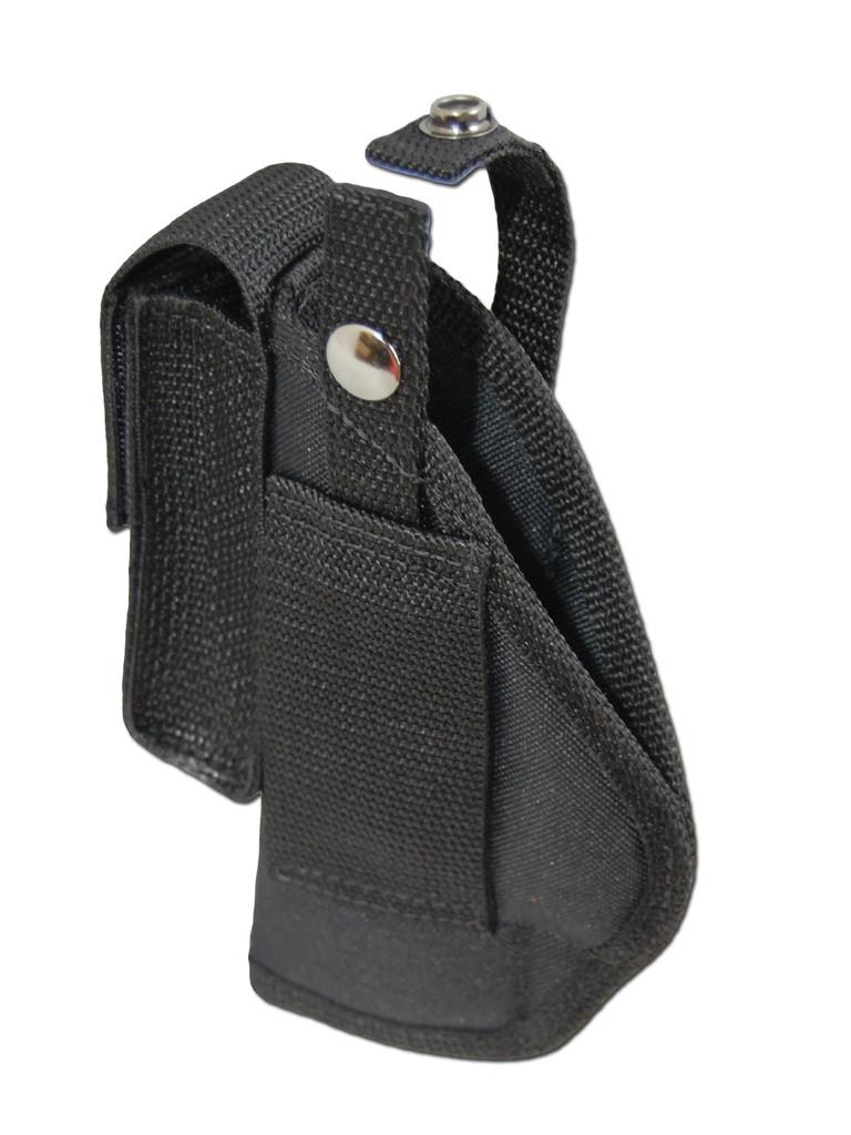 snap thumb-break retention holster