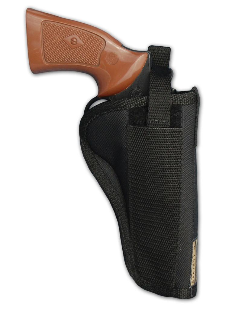 black OWB holster