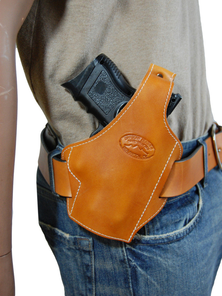 New Barsony OWB Gun Flap Holster for Astra Beretta Compact Sub-Compact 9mm 40 45