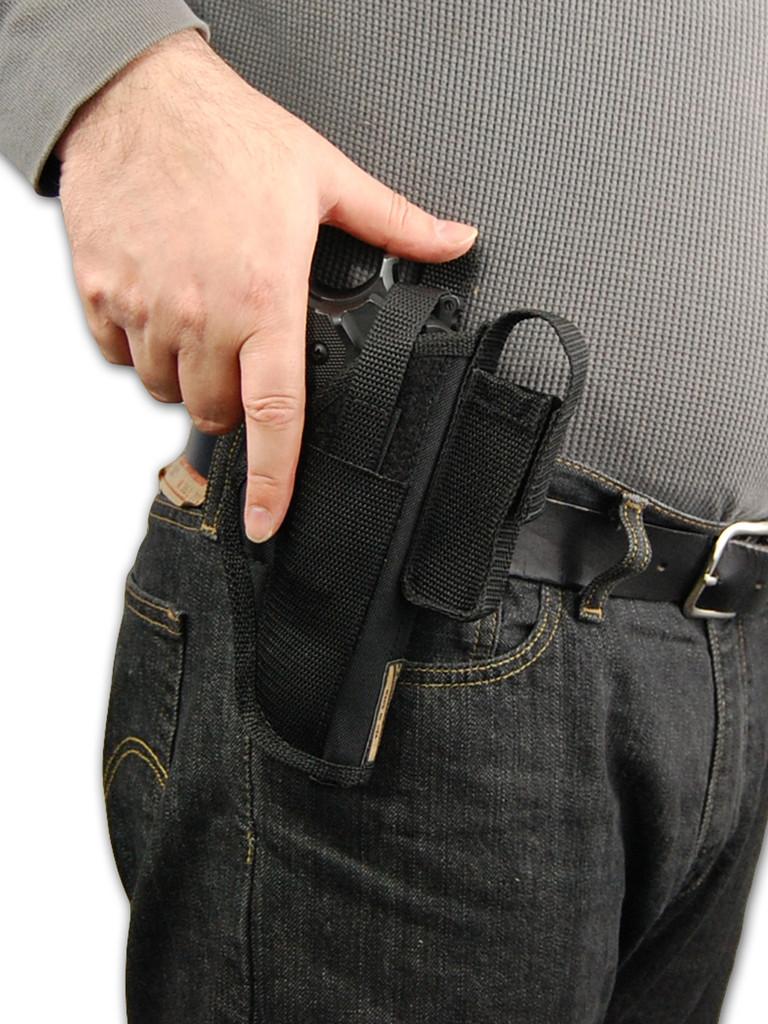 thumb-break holster