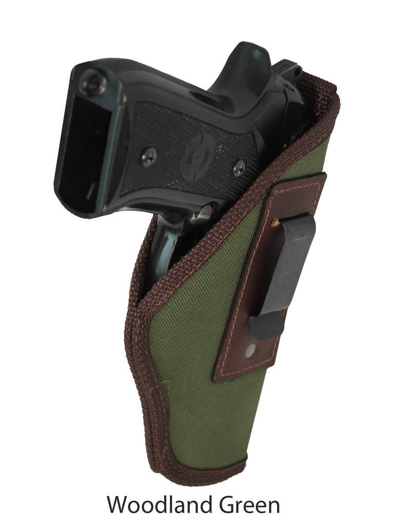 woodland green IWB holster