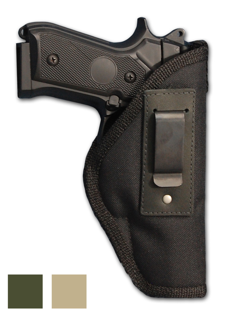 Inside the Waistband Holster for Full Size 9mm .40 .45 Pistols