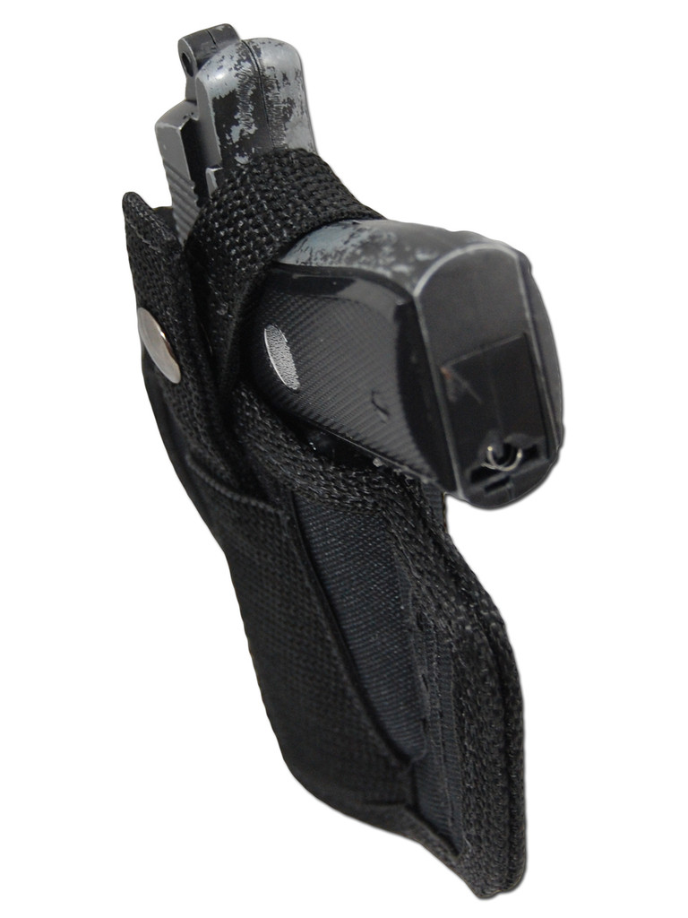 snap thumb-break holster