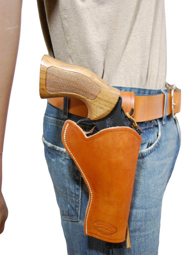 leather hip holster