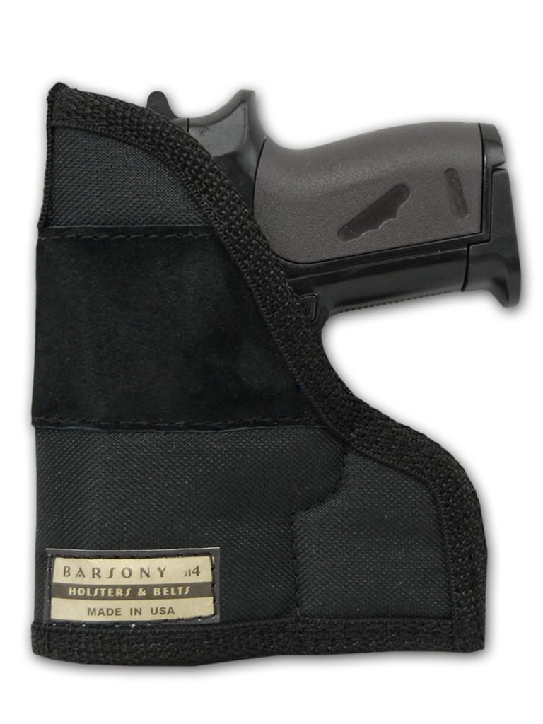 ambidextrous pocket holster