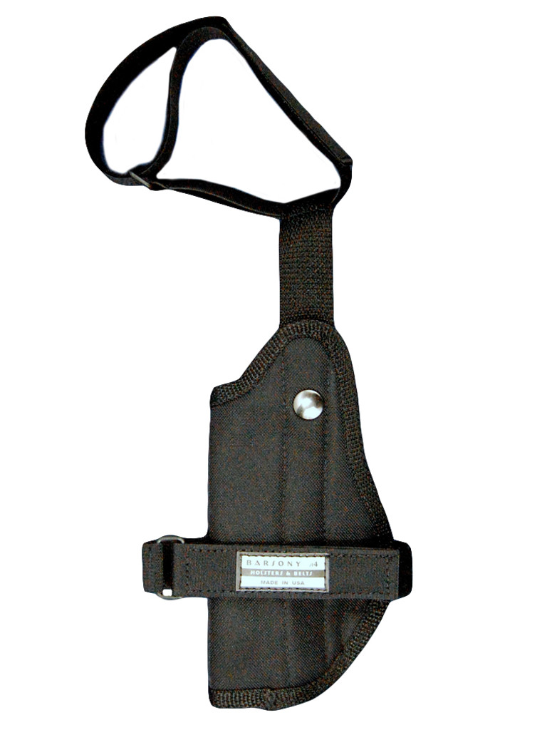 adjustable ankle holster