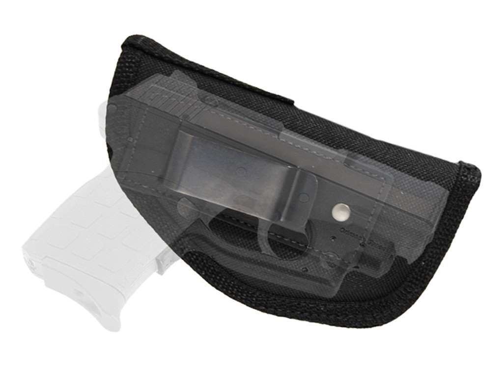 IWB holster for pistols with laser