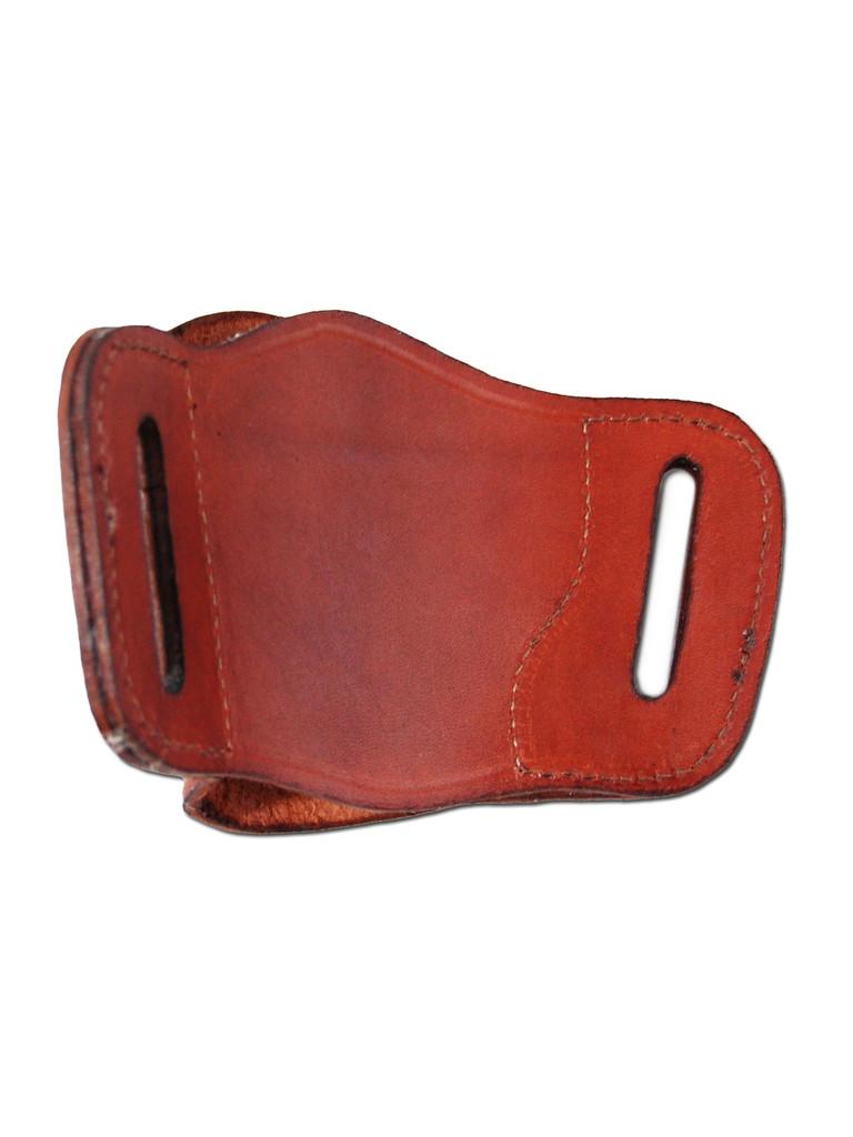leather slide holster
