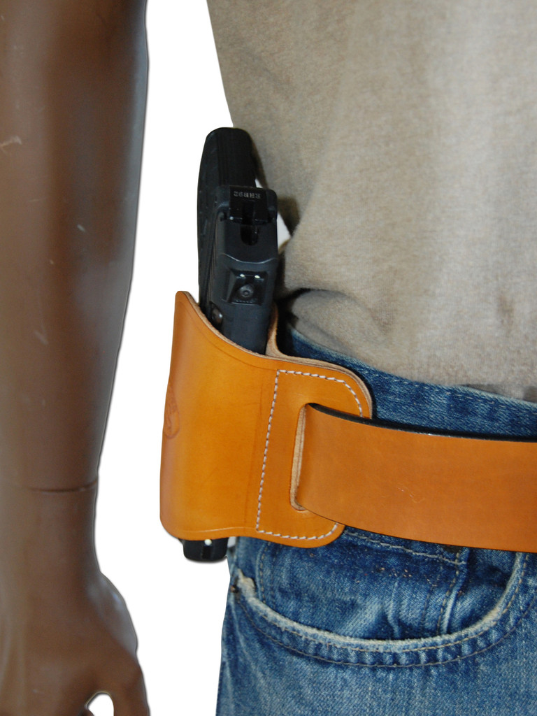 belt slide holster