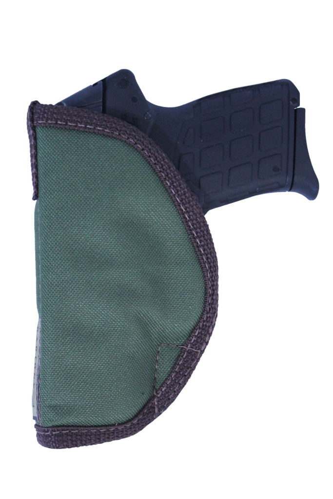 woodland green tuckable holster