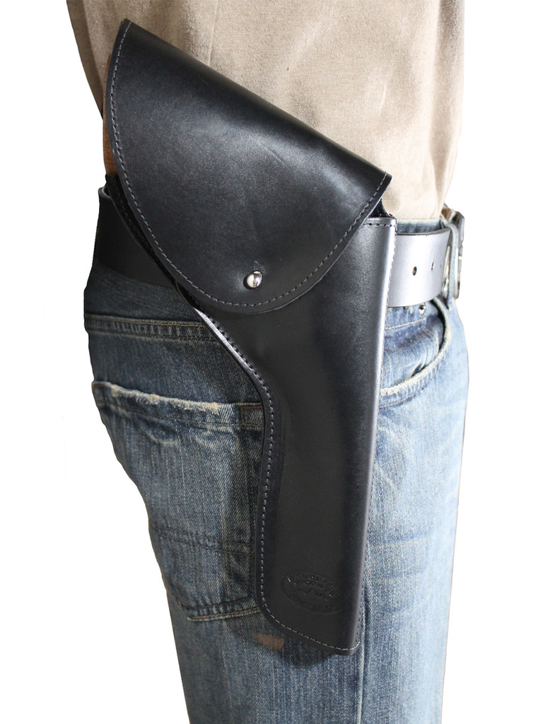 leather OWB holster