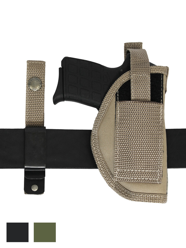 360Carry 12 Option OWB IWB Cross Draw Holster for 380 Ultra Compact 9mm 40 45 Pistols