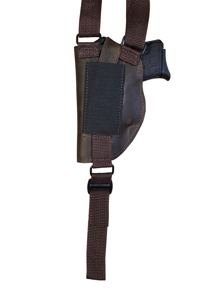 back retention of holster