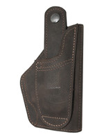 Left hand belt loop holster