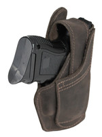 adjustable thumb-break holster