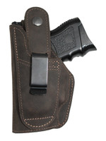 Right hand belt clip holster
