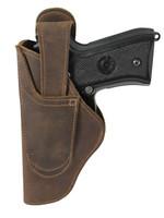 Left hand holster- front