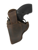 Left hand draw holster- front