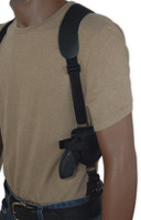revolver shoulder holster