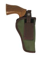 left hand draw belt loop holster