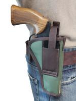 right hand OWB belt holster