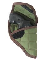 green cordura nylon holster