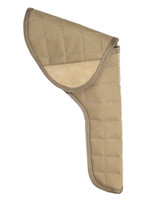 "Desert Sand Flap Holster for 6"" Revolvers"