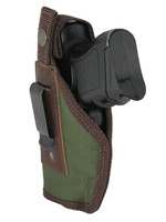 nylon green holster